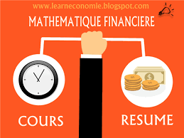 FCGE-IDA MATH FINANCIERE 1ère ANNEE
