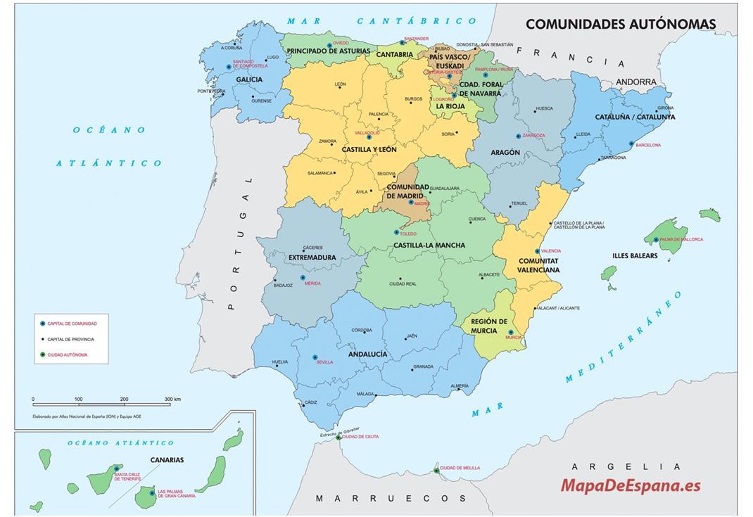 """COURS D'ESPAGNOL """"El mundo hispano"""""""